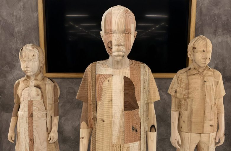 The Class of No Tomorrow Sculptures