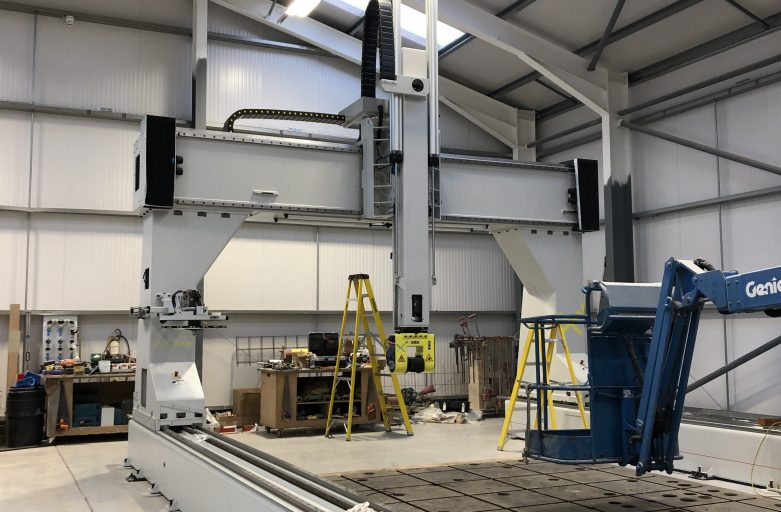 New CNC Installation Update
