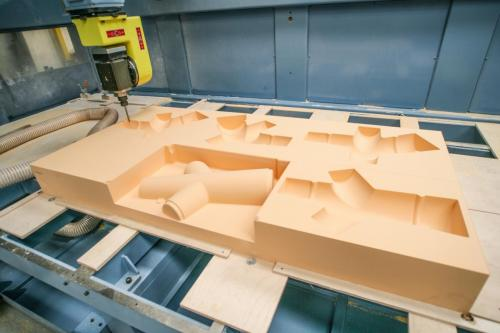 Mould Formers