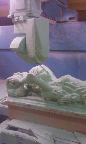 Mermaid Figure Head
