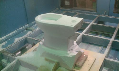 Toilet Scale Protoyping