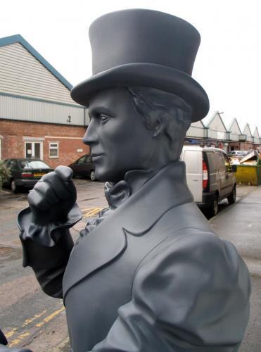 Johnnie Walker Statues