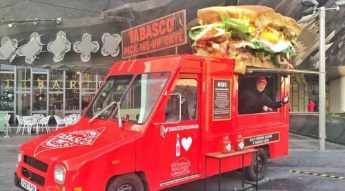 Promotional Sandwich