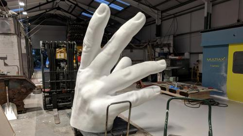 Poly Hand