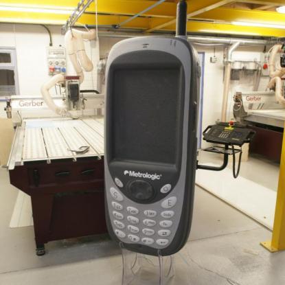 Metrologic Phone