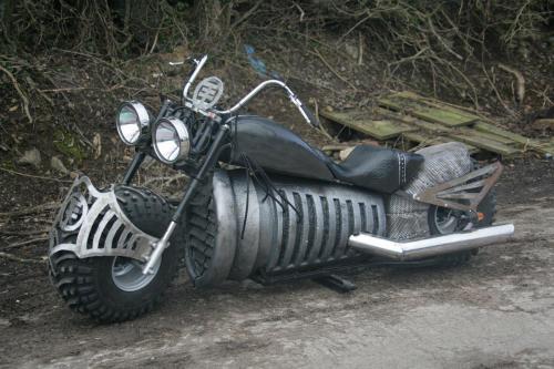 Tokio Hotel Motorbike